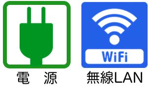 Wi-Fiと電源